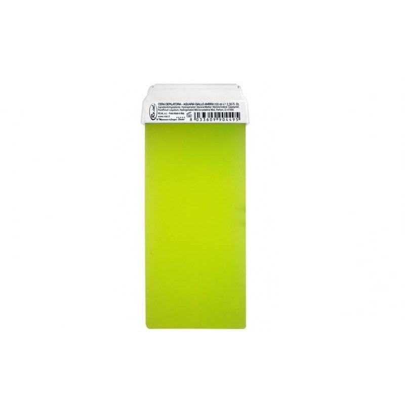 Ceară Aquaria Ambra, Aplicator Lat, 100 ml, Roial