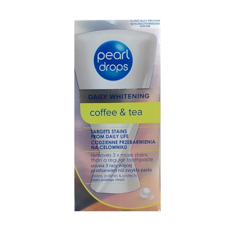 Coffe and tea Pearl Drops, 50 ml, Church