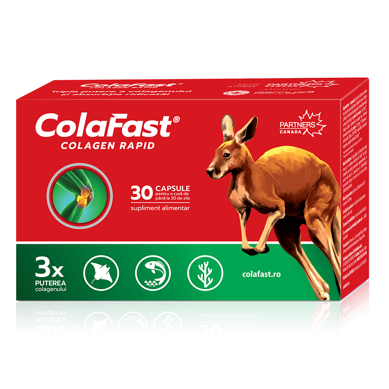 Colafast Colagen Rapid, 30 capsule, Good Days Therapy
