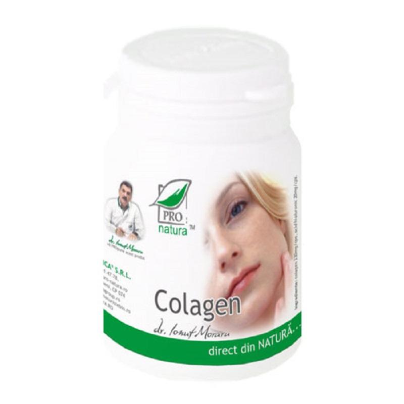 Colagen HA, 60 capsule, Pro Natura