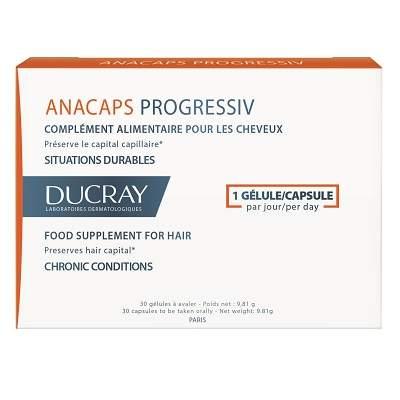 Anacaps Progressive, 30cps, Ducray