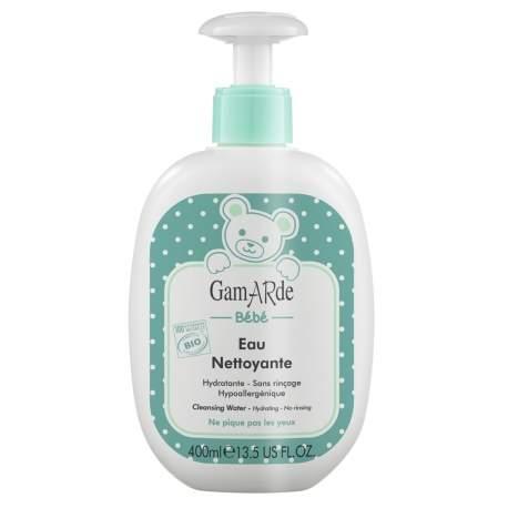 Apă de curățare fără clătire bebeluși, 400 ml, GamARde