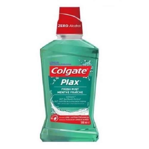 Apă de gură Plax Fresh Mint, 500 ml, Colgate