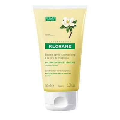Balsam pentru păr cu ceară de magnolie, 150 ml, Klorane