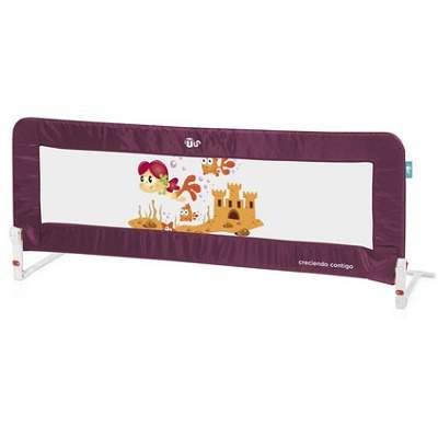 Barieră de siguranță rabatabilă de pat, 150x45cm, Innovaciones Ms