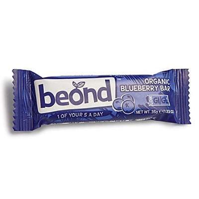 Baton organic cu coacăze, 35 g, Beond
