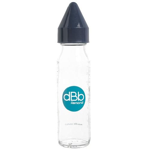 Biberon de sticla Regul' Air Marin, 240 ml, 105004, DbB Remond