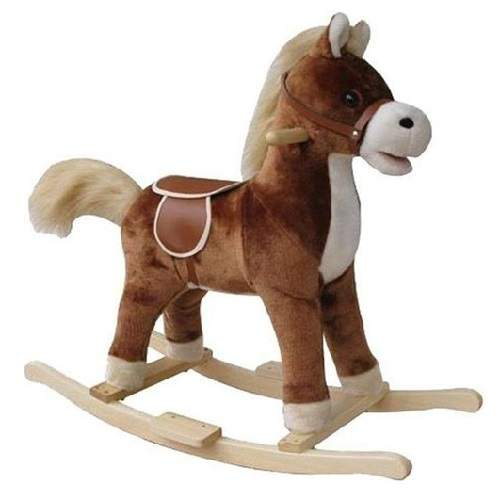 Calut Maro Din Lemn Balansoar New Classic Toys Bebetei