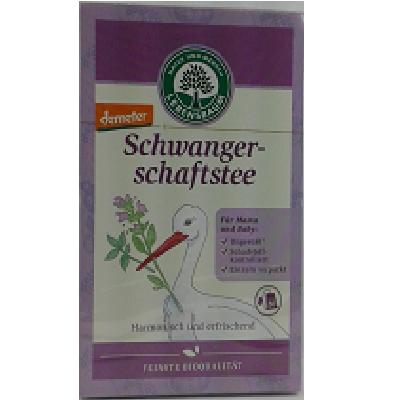 Ceai Bio pentru gravide, 20 plicuri, Lebensbaum
