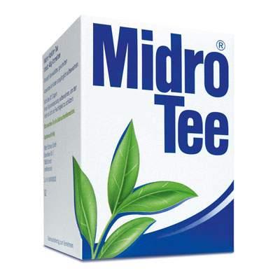 Ceai sub formă de pulbere Midro Tee, 48 g, Midro Lorrach
