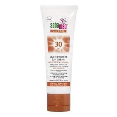 Cremă dermatologică Sun Care SPF30, 75 ml, Sebamed