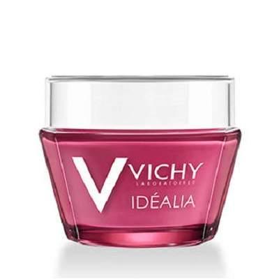 Cremă energizantă cu efect de netezire și iluminare pentru ten normal mixt, 50 ml, Vichy