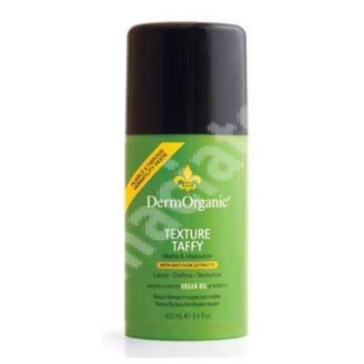 Cremă profesională texturantă pentru păr, 100 ml, DermOrganic