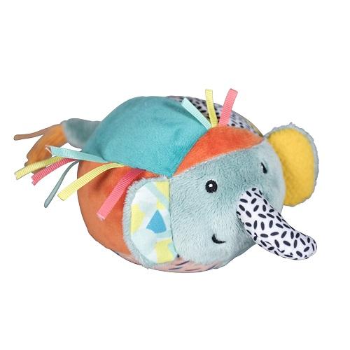 Elefantelul Ziggy cu activități, 80021, Ebulobo