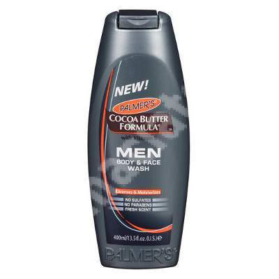 Gel de duș, Fresh Men, 400 ml, Palmers