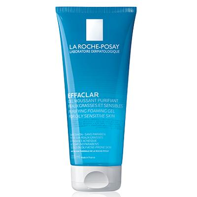 Gel spumant purifiant piele grasa Effaclar, 200 ml, La Roche-Posay