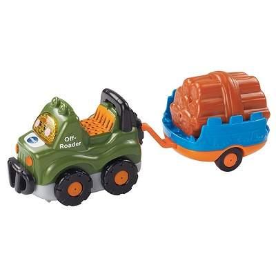 Jeep cu remorca Toot-Toot, VT164603, Vtech