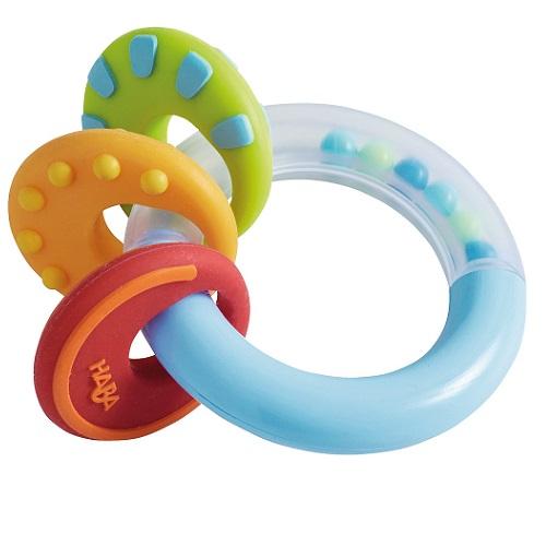 Jucărie zornăitoare Nobbi, 300425, Haba