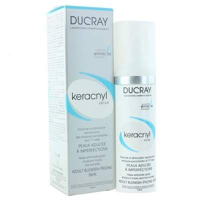 Ser Anti-Acnee - Keracnyl, 30ml, Lab Ducray