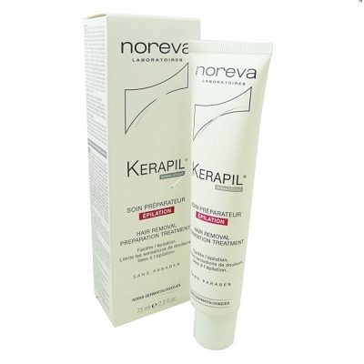 Crema dermo-regulatoare Kerapil Dermalgesique, 75 ml, Noreva