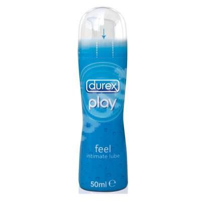Lubrifiant Feel, 50 ml, Durex Play
