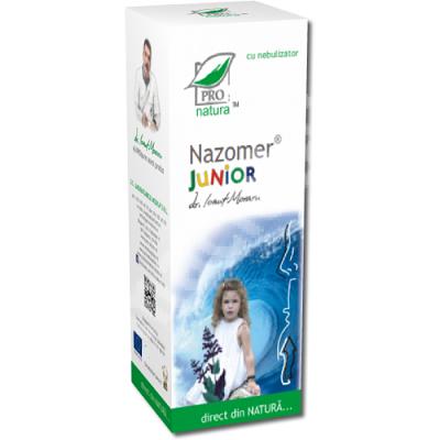 Nazomer junior, Spray nazal, 50 ml, Pro natura