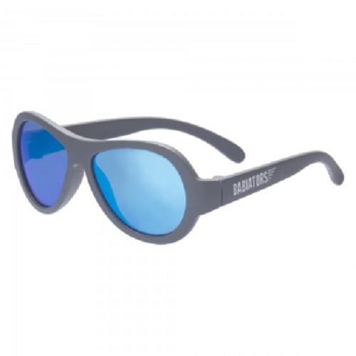 Ochelari de soare pentru copii Premium Blue Steel Classic, 3-5 ani, Babiators