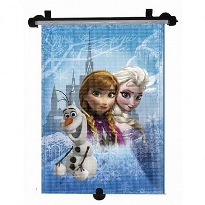 Parasolar auto retractabil, Frozen, 9308, Disney