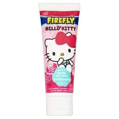 Pastă de dinți Hello Kitty, 75ml, Firefly