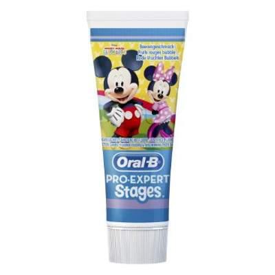 Pastă de dinți pentru copii, Stages Disney, 75 ml, Oral-B