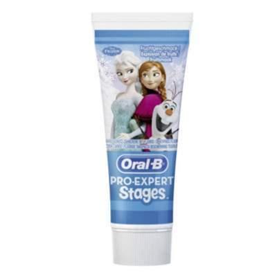 Pastă de dinți pentru copii Stag, 75 ml, Oral-B