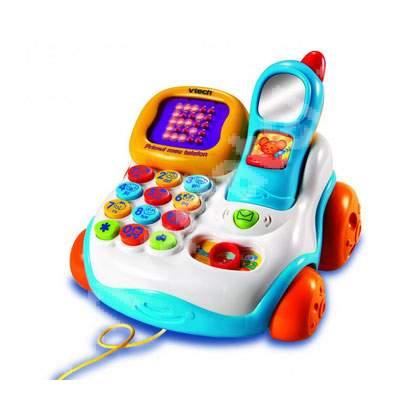 Primul meu telefon, în limba română, 1-3 ani, VT79712, Vtech