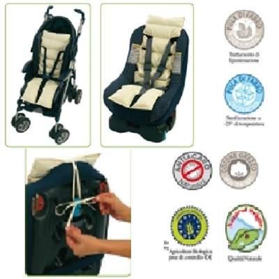 Protecție antitranspirație universală scaun, BIO07, Andy & Helen