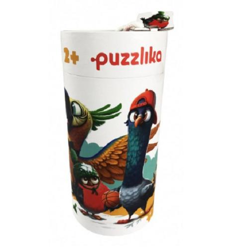 Puzzle 5 în 1 Birds, 14255, Puzzlika