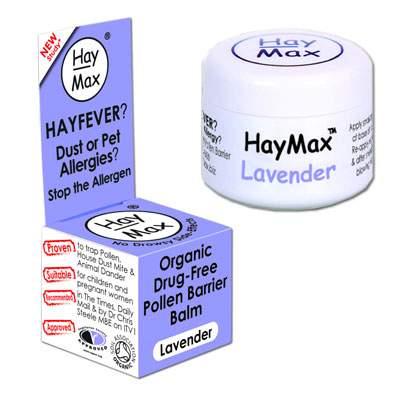 Remediu pentru alergii cu Lavandă, 5 ml, HayMax