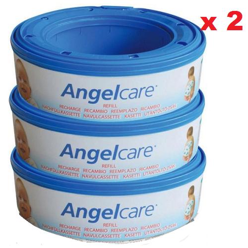 Rezerve pentru cos de scutece, 6 buc, Angel Care
