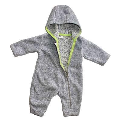 Salopeta tricot, Polar Bebe, 6-9 luni, MiniRock