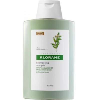 Șampon cu extract de mirt, 200 ml, Klorane