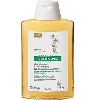 Șampon cu extract de mușețel, 200 ml, Klorane