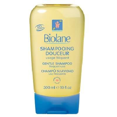 Șampon delicat pentru utilizare frecvent, formula fără lacrimi, 300ml, Biolane