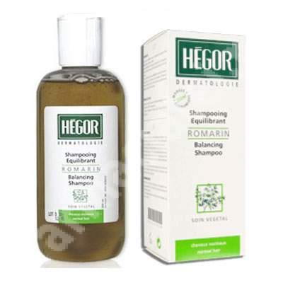 Șampon echilibrant cu rozmarin pentru păr normal, 300 ml, Hegor Dermatologie