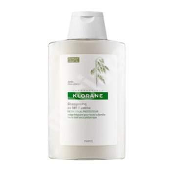 Șampon foarte delicat cu lapte de ovăz, 200 ml, Klorane
