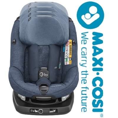 Scaun auto - AxissFix Air Nomad, Blue, Maxi Cosi