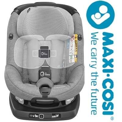 Scaun auto - AxissFix Air Nomad, Grey, Maxi Cosi