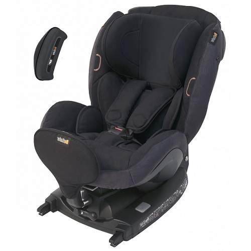Scaun auto iZi Kid X2 i-Size Midnight Black, BeSafe