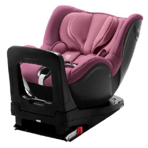 Scaun auto Romer 360 DualFix I Size Wine Rose, 0 luni -4 ani, Britax