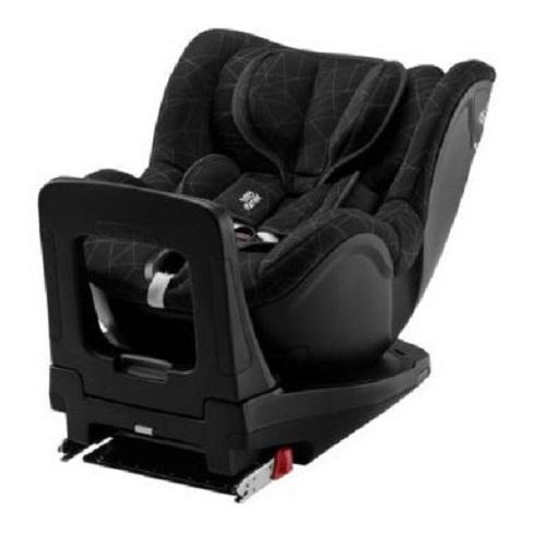 Scaun auto Romer 360 DualFix M I-Size Crystal Black, Britax
