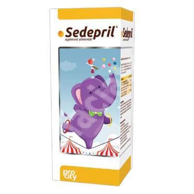 Sedepril sirop, 150 ml, Fiterman Pharma