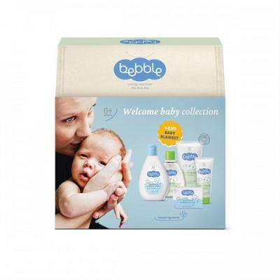 Set îngrijire Welcome Baby, Bebble