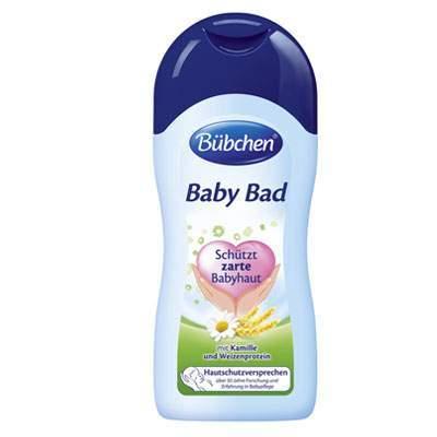 Soluție de baie Baby Bad, 200 ml, Bubchen